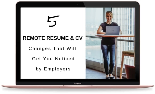 remote-resume-cv-changes-get-you-noticed-by-employers