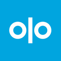 The official logo of Olo